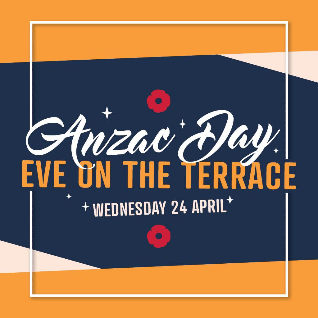 ANZAC Day Eve